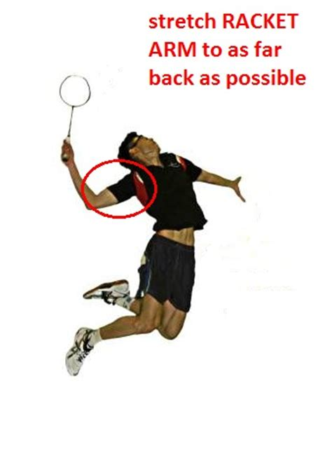 powerful jump smash tips for getting more power in a badminton jump smash
