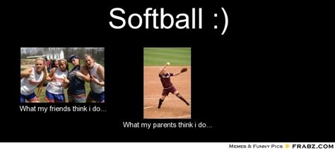 Softball Memes - slow pitch softball memes quotes