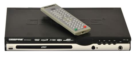 geepas dvd player video format entertainment dvd player gdvd6287 geepas for you