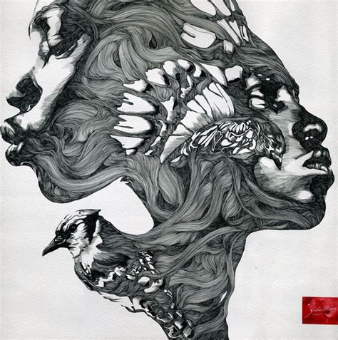 art and life hybrids by gabriel moreno 171 illustration
