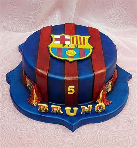 barcelona cake fc barcelona cake cake by tirki cakesdecor