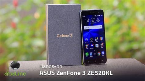 Asus Zenfone 3 Ze520 Kl asus zenfone 3 ze520kl on indonesia