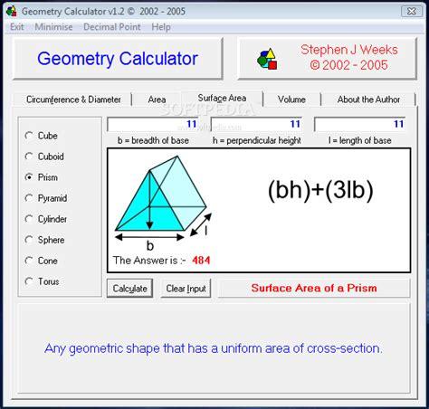 geometric pattern calculator geometry calculator download