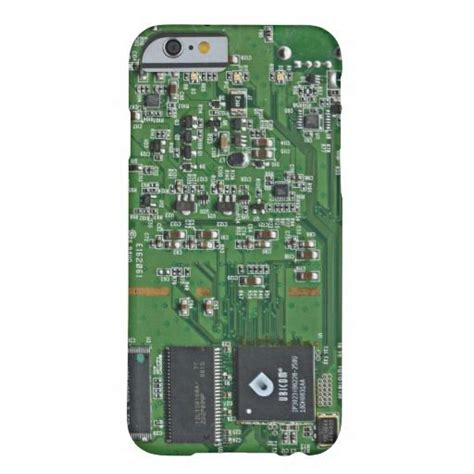 iphone board layout funny circuit board barely there iphone 6 case funny
