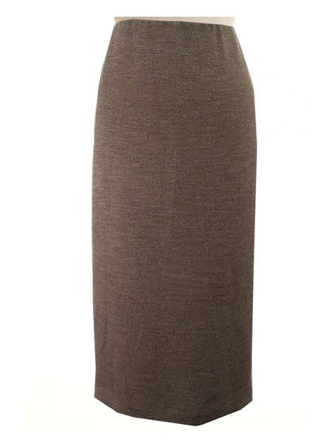 brown pencil skirt elizabeth s custom skirts