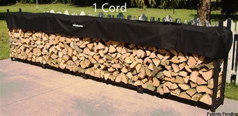 Firewood Cord Rack