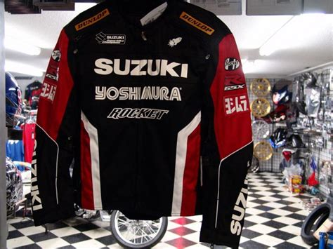 Joe Rocket Suzuki Gsxr Jacket Qty 3 Joe Rocket Suzuki Jackets Blowout Hayabusa Owners