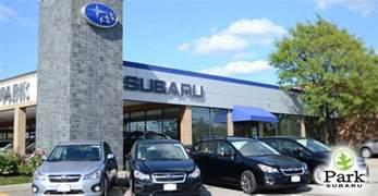 Subaru Dealers Ohio About Park Subaru Dealership New Subaru And Used Cars In