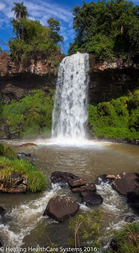 iguazu falls care channel healing healthcare systems
