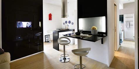arredare bilocale 45 mq bilocale black white 39 mq in stile minimal cose di casa