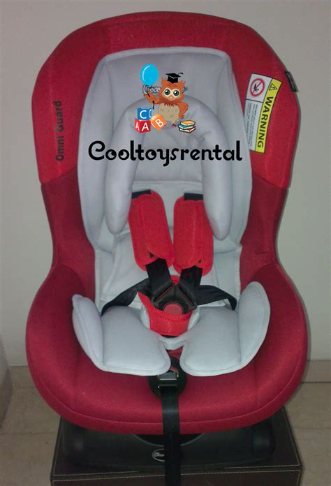 cocolatte car seat cocolatte omni guard carseat in red 171 cooltoysrental com