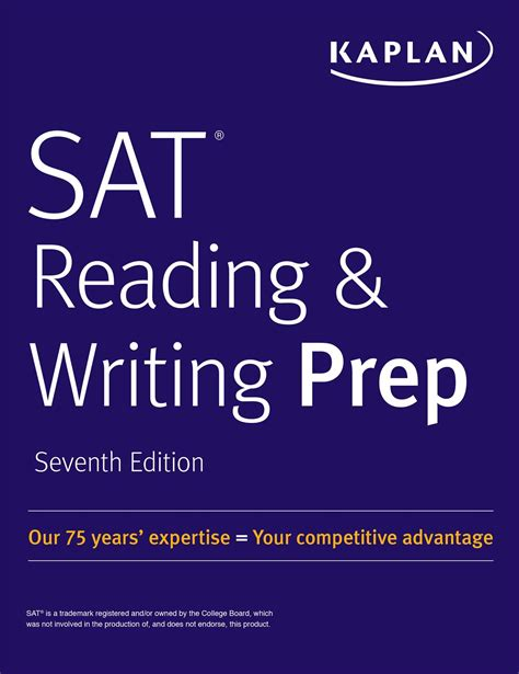 sat reading section practice sat reading writing prep ebook by kaplan test prep