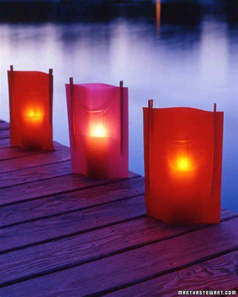 easy light ideas outdoor lighting ideas martha stewart