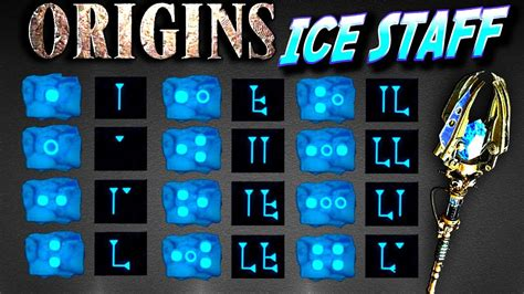 zombie origins tutorial ice staff origins zombies how to build and upgrade
