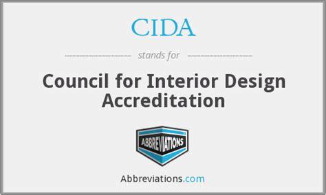 Cida Interior Design by Cida Council For Interior Design Accreditation