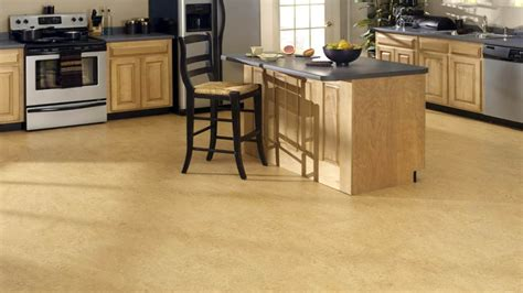 Kitchen Floor Cork Lowe S Cork Flooring Elegant Kitchen Kitchen Flooring Lowes