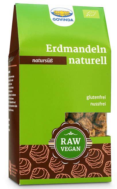 genki plant almond whole 250g tiger nut chufas food quality organic 250g
