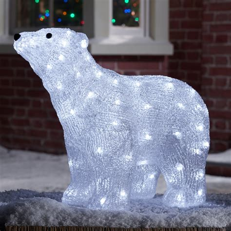 polar bear light feature