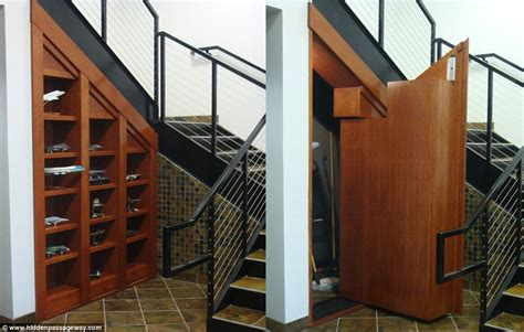 secret room construction real panic rooms for the rich and chambers fireplaces bookcases and