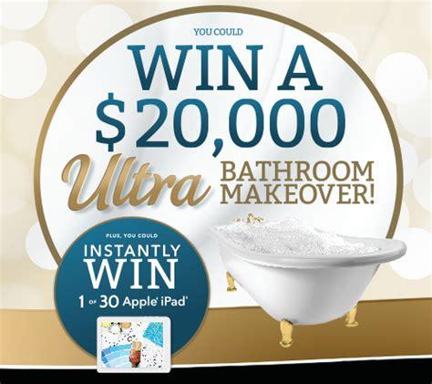 bathroom makeover contest cashmere bathroom makeover contest deals from savealoonie