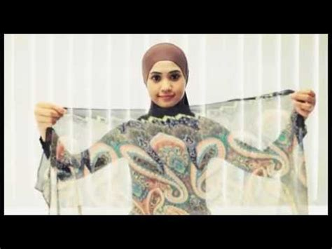dak teropong studio tutorial shawl by tudung bawal ct roxane shawl styling tutorial by al humaira contemporary