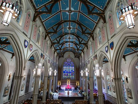 St Mikes Detox Toronto toronto s st michael s cathedral reopens to joyous