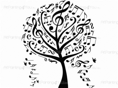 clipart note musicali stickers murali note musicali artpainting4you eu