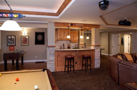 Affordable Basement Remodeling Bill Wegner Renovation