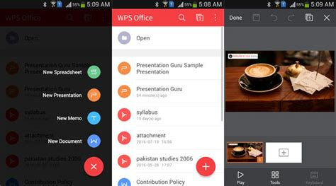 templates for wps office android mobile apps powerpoint template gallery powerpoint