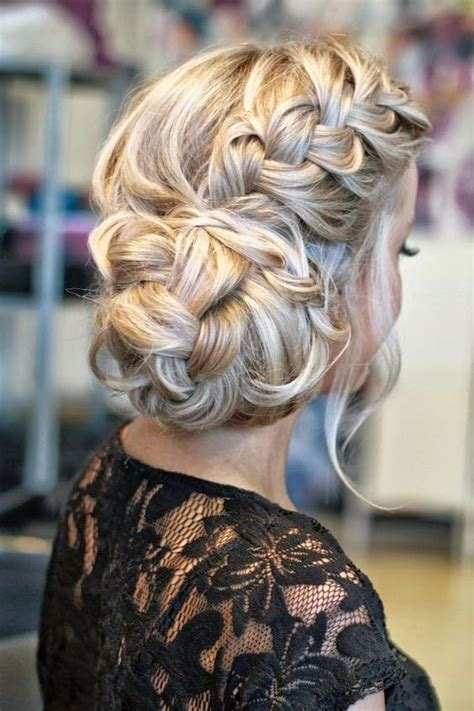 Braided Wedding Hairstyles With Veil by 20 Exciting New Intricate Braid Updo Hairstyles