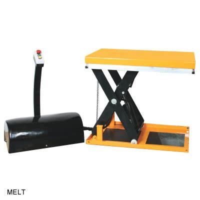 Electric Lift Table by Small Electric Lift Table 2 200lb Capacity