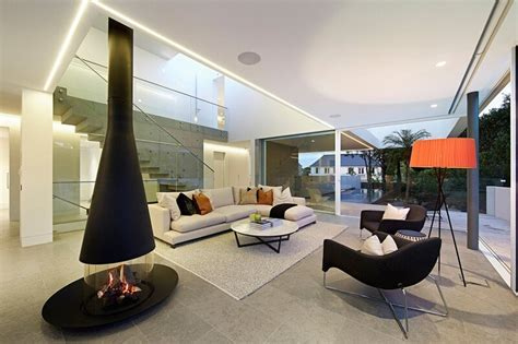 fotos de interiores de casas modernas arquitectura interior casa moderna arquitexs