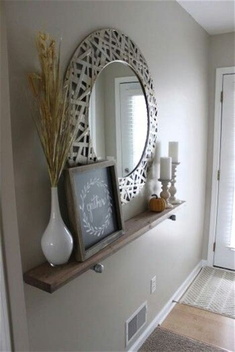 Entryway Shelf Decor Best 25 Entryway Shelf Ideas On Hallway