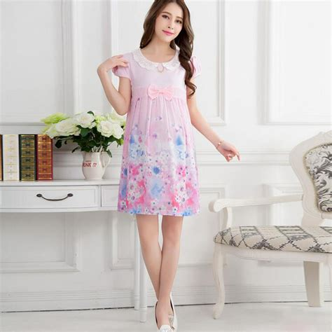 Plus Size Maternity Baby Shower Dress by Wholesale Maternity Clothes 2016 Fashion Gradient Floral