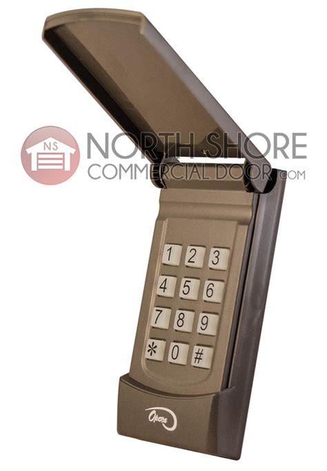 Garage Door Key Pads Manaras Wireless Keypad Keyless 042 Commercial Garage Door Opener Keypad
