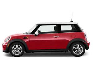 Mini Cooper Two Door 2012 Mini Cooper 2 Door Coupe Side Exterior View