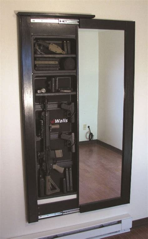hidden storage modern gun cabinet for your home home designs project