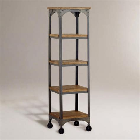 wood bathroom etagere 17 best images about industrial on pinterest industrial