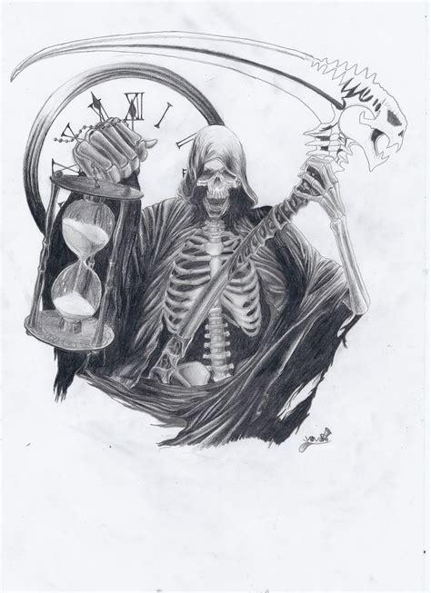 grimm tattoo grim reaper design semar victory vision