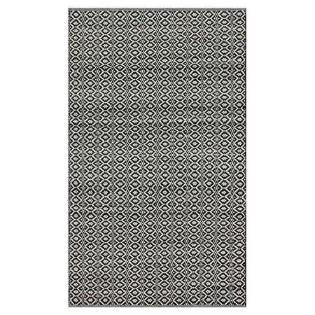 black patterned rug black white patterned rug floored