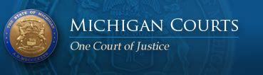 Michigan Court System Search Michigan Courts One Court Of Justice