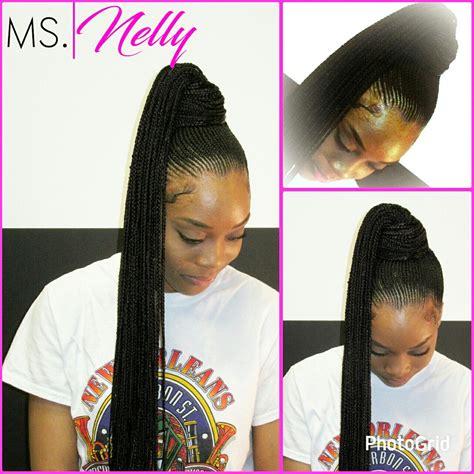 africa that do hair in ridgeland ms nicki minaj inspired ponytail braids by ms nelly