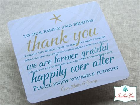 wedding reception thank you card wording imbue you i do
