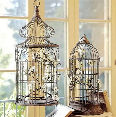 birdcage home decor bird cage decorating ideas cages and aviaries decorative