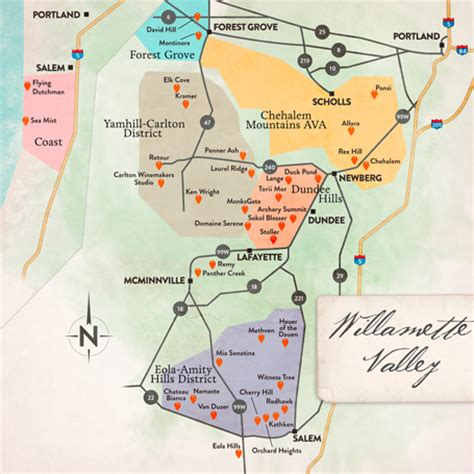 oregon wine country map pdf winery dogs of napa valley sonoma oregon central