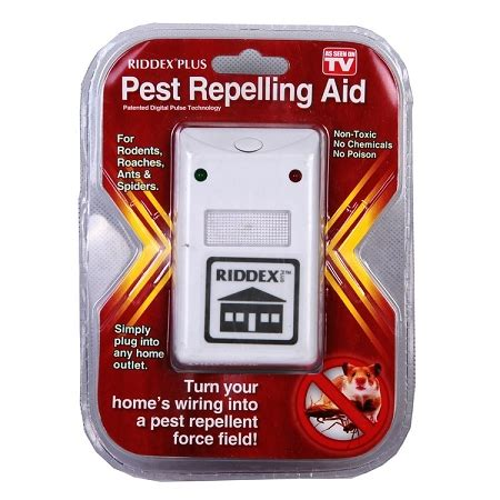Riddex Pest As Seen On Tv China4 riddex plus electronic pest and rodent repeller as seen