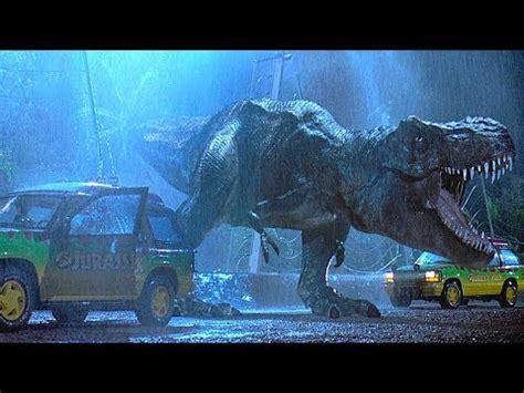 jurassic park car trex jurassic park t rex