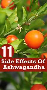 11 unexpected ashwagandha side effects you should know