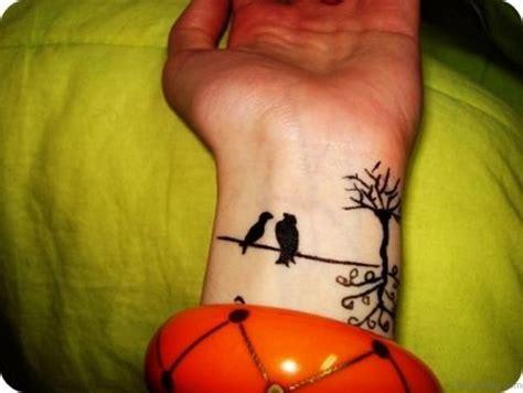 black bird wrist tattoo 50 astonishing birds tattoos for wrist