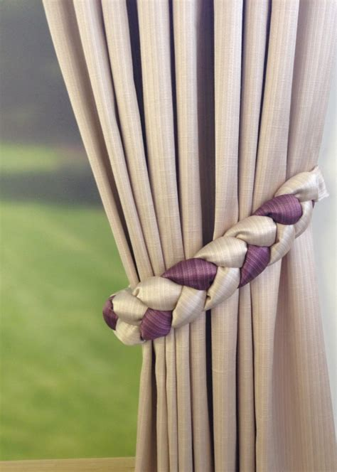 curtain fabric tie backs 17 best images about curtains on pinterest window